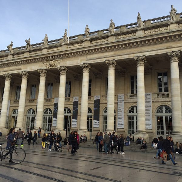Bordeaux opera house