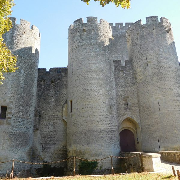 Roquetaillade Chateau