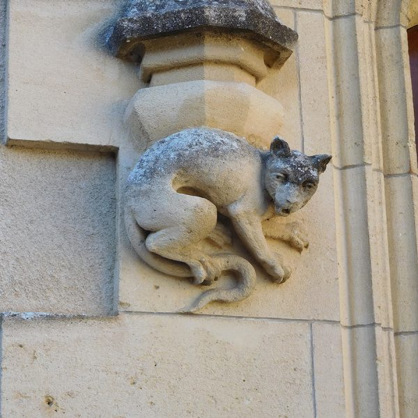 Sculpture of Cat