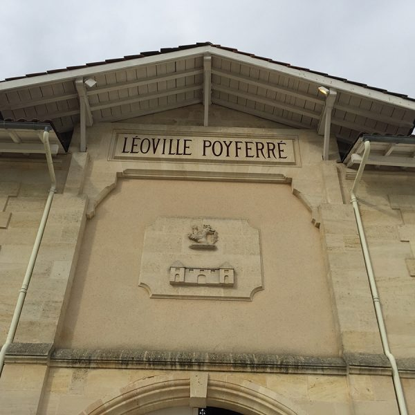 Leoville Poyferre Estate and Winery in the Medoc region