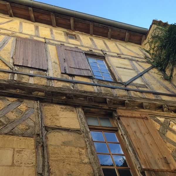Medieval home in St. Emilion