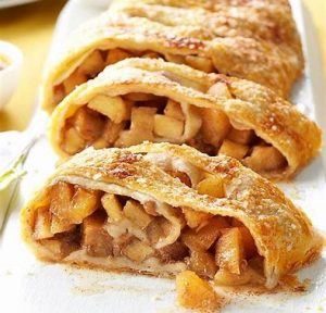 Love that Apple Strudel
