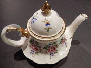 gracious British Tea
