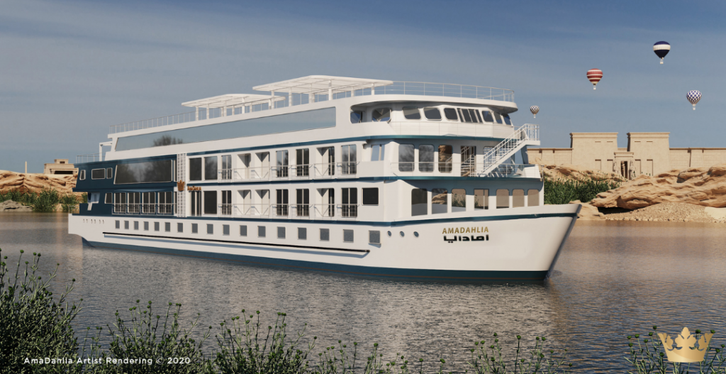 AMA Dahlia defines luxury on the rivers with AMA Waterways