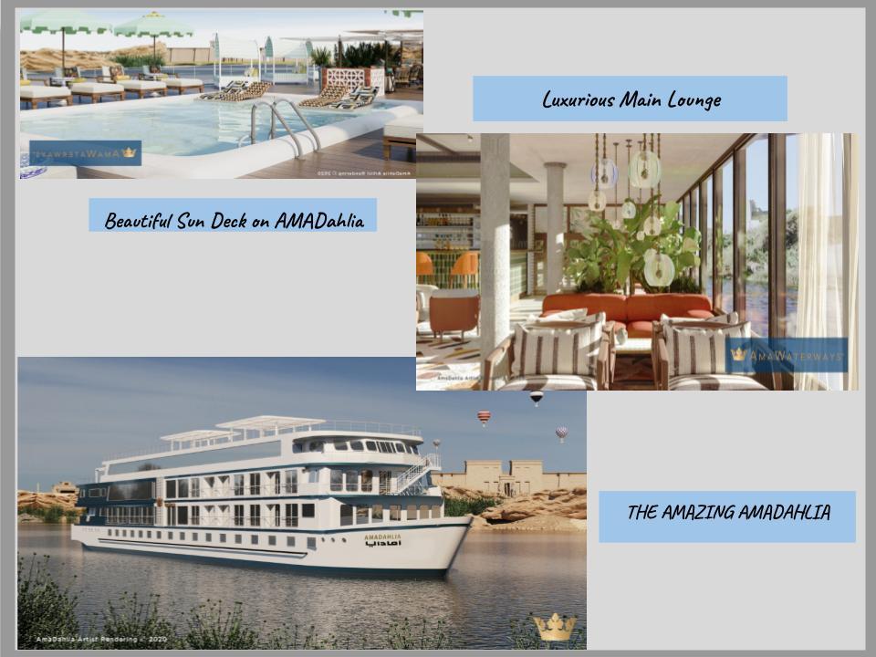 Luxury Cruise on the Nile